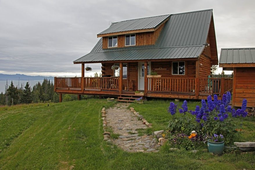 Glacier View Getaway on Kilcher Family Homestead in Alaska the Last ...