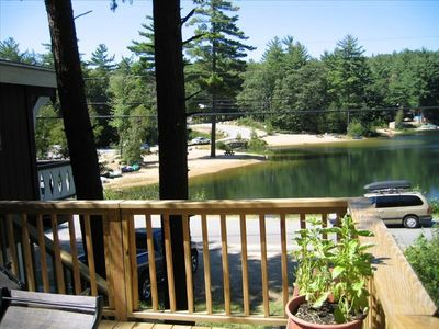 Photo for 4 BR-Lakeside Chalet Near White Mountains Attractions!