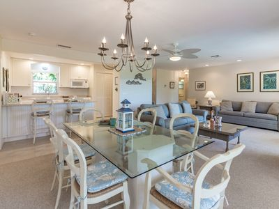 Photo for Family-friendly vacation condo -Sanibel Serenity