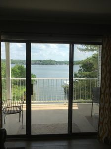 Photo for Newly remodeled and beautifully decorated Condo  Lake front with 10x28 boat slip