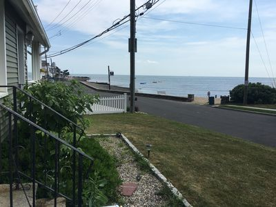 Photo for Direct Beach Front - Sleeps 8