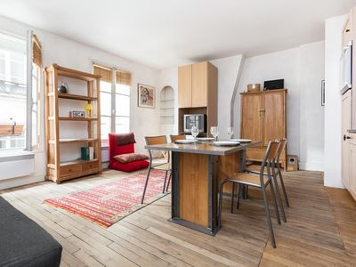 Photo for Rue Saint-Honoré - luxury 1 bedrooms serviced apartment - Travel Keys