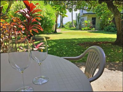 Photo for Comfortable 2-bedroom condo at the Kapaa Sands. Beach-side resort, refreshing pool, and restaurants