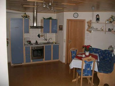 Photo for Apartment Kapellenblick, 55sqm with a large balcony and WiFi