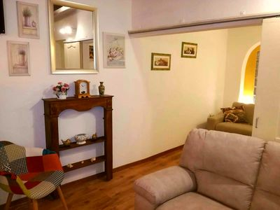 Photo for Elegantly furnished apartment in the heart of the Castello district of Cagliari