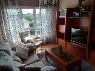 Photo for Great apartment in Sada, next to the beach