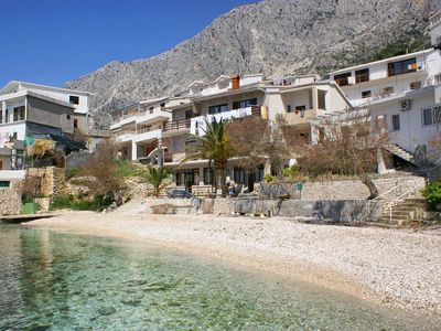 Photo for Studio flat near beach Drašnice (Makarska)