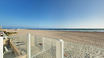 Silver Strand Beach, Oxnard, California, Estados Unidos