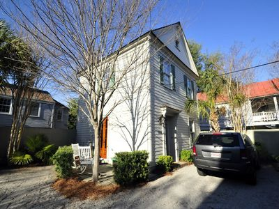 Charming home with ample off-street parking.