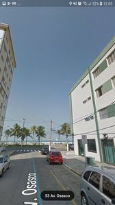 Photo for Praia Grande Apartment in front of the sea and close to the local trade