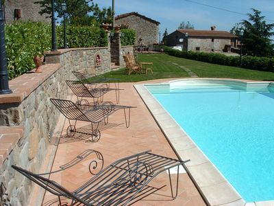 Photo for 2BR Villa Vacation Rental in Cortona, Tuscany