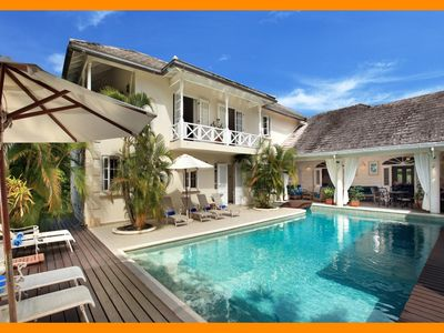Photo for Sandy Lane 20 - 6 bedroom with a private pool - Six Bedroom House, Sleeps 12