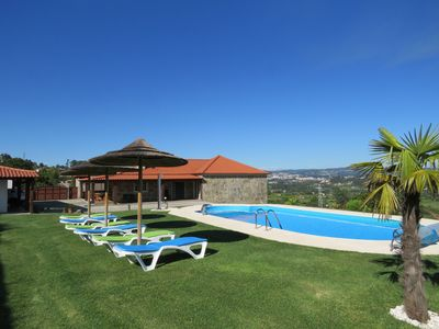 Photo for Holiday Apartment - Quinta do Agrelo | Magnificent Views | Wifi | Private pool