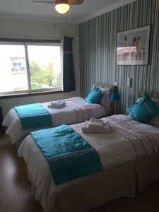Photo for Alvor, Modern apartment - 3ch for 8 people with swimming pool. Near the beaches.