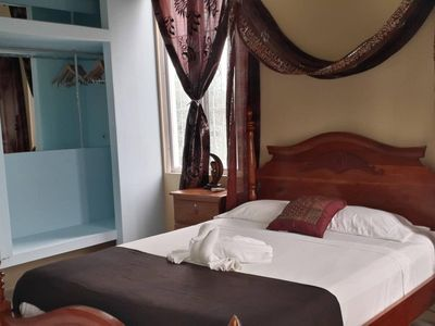 Photo for See Belize Tranquil 1-BR Sea View Studio 5 miles from the International Airport