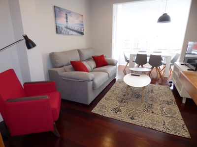 Photo for APARTEMENT FIVE PEOPLE. ANTIGUO. SAN SEBASTIAN.