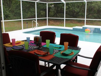 Photo for Peace and Relaxation near the Rainbow River-3/2 Pool home