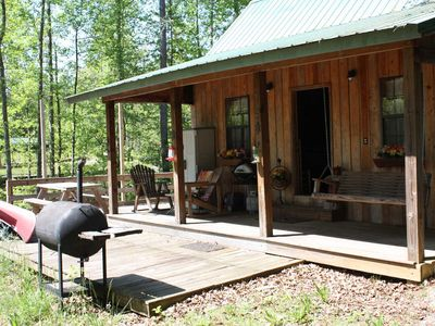 Photo for Smith Lake Rentals & Sales - BEAR BRANCH CABIN- Great getaway for a family