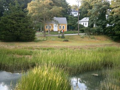 Photo for Classy Antique Home in the Village — Water Views!