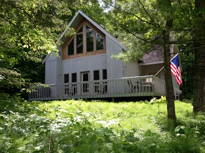 Photo for Large Charming Up North Chalet Near Harbor Springs and Petoskey