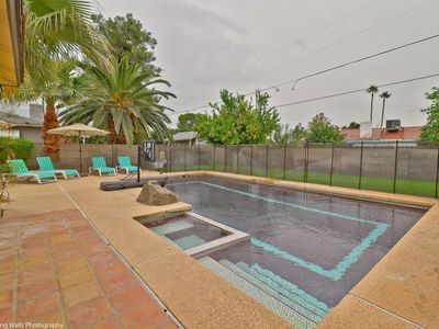 Photo for Excellent Location!! Walking distance to Giants stadium, Close to Old Town Scottsdale, Private Pool