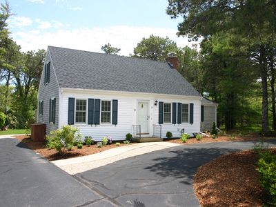 Photo for WALK TO A BEAUTIFUL NANTUCKET SOUND BEACH!  ENJOY THIS UPDATED IMMACULATE HOME!