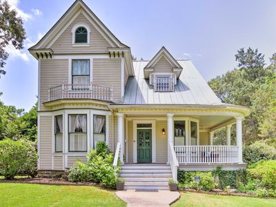 Photo for Historic Hot Springs Home- 15 Min Walk to Oaklawn!