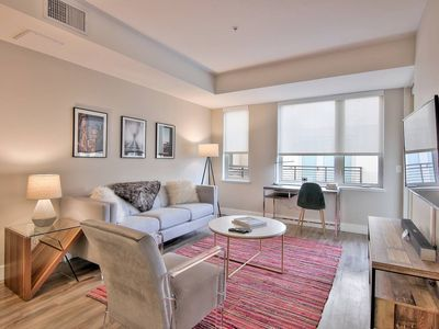 Photo for Exception Urban Flat 1BR in MV - Perfect for Biz!