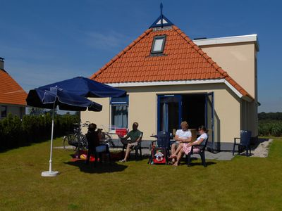 Photo for Detached accommodation in a watery, spacious holiday park with a pool