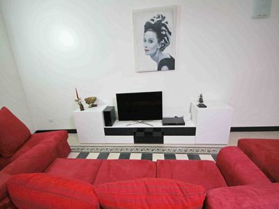 Photo for Beautiful flat, 4 bedrooms in the center of Rome