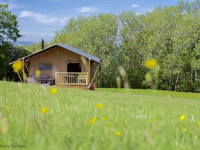 Photo for Firebug Safari Tent -  a  that sleeps 4 guests  in 2 bedrooms