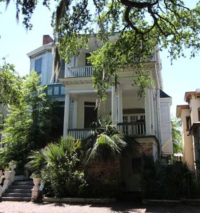 Photo for Three bedrooms on Forsyth Park
