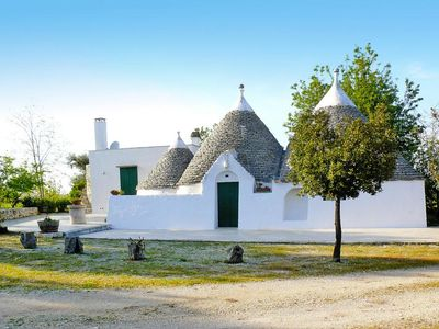 Photo for Trullo, Castellana Grotte  in Apulien - 5 persons, 2 bedrooms