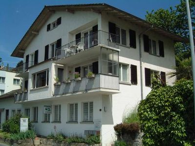 Photo for Apartment Weggis for 2 persons with 1 bedroom - apartment in one or multi-family house