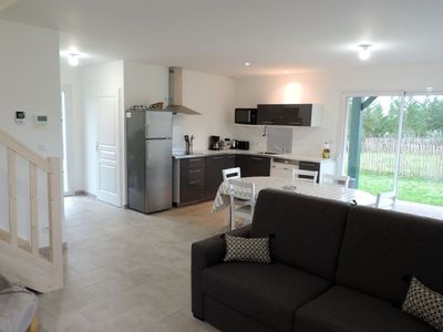 Photo for Résidence Bassin d'Arcachon, 3 bedrooms and 2 bathrooms, 7 people
