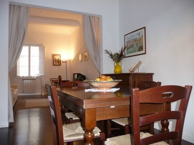 Photo for Elisa Apartment: quietness and confort in the hearth of Florence