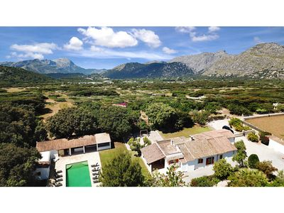 Photo for Cal Rei Gran is a Luxurious 6 bedroom super villa for rent in the countryside near Pollensa