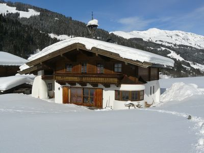 Photo for Cosy cottage in the heart of the ski resort Kitzbühel