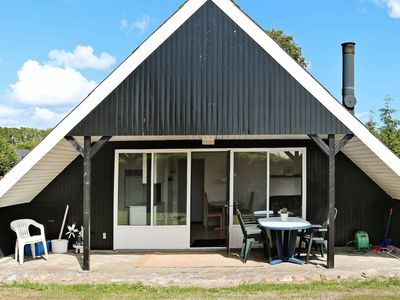 Photo for Alluring Holiday Home in Jutland Denmark with Terrace