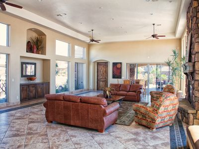 Photo for FAMILY REUNION! Plenty of Space for the WHOLE CREW + POOL&THEATER ROOM
