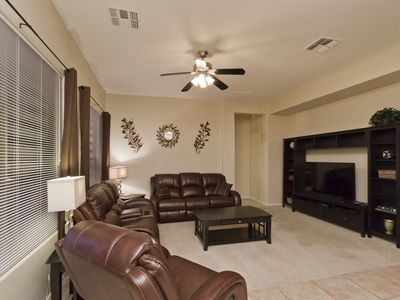 Photo for Quail Bluff - Wonderful Private three bedroom home