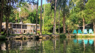 Photo for Private Family Friendly Getaway-Scalloping, Paddling, Swimming... The River Life