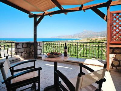Photo for Holiday residence Ville Du Soleil, Makrigialos  in Kreta - 4 persons, 2 bedrooms