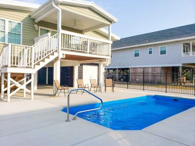 Photo for 4 Bedroom 3 Bath Beach House with Private Pool~On Point
