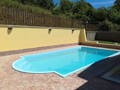 Photo for DELIGHTFUL VILLA SITUATED IN THE SILENT MANZIANA CAMPAIGN, ONE HOUR FROM ROME
