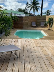 Photo for 1BR Apartment Vacation Rental in Saint-Francois, Grande-Terre