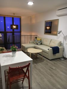 Photo for Modern Holiday Apartment with Air Conditioning & Wi-Fi