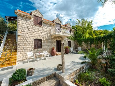 Photo for 6 Bedroom Villa with large terrace located in the heart of old town Cavtat