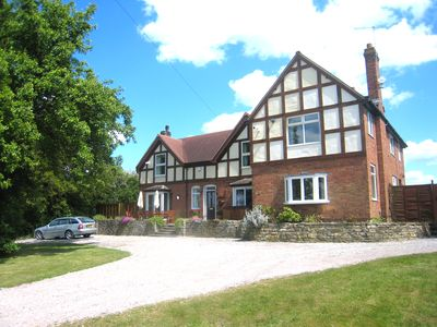 Photo for ARDEN HILL FARM HOUSE * sleeps 16 * HOT TUB * Snooker Table * Amazing Views *