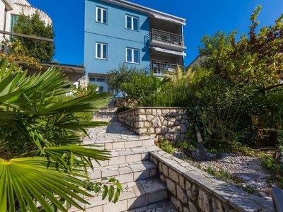 Photo for Holiday apartment Dramalj for 4 persons with 1 bedroom - Holiday apartment